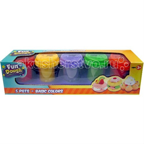Fun Dough ����� 5 �����