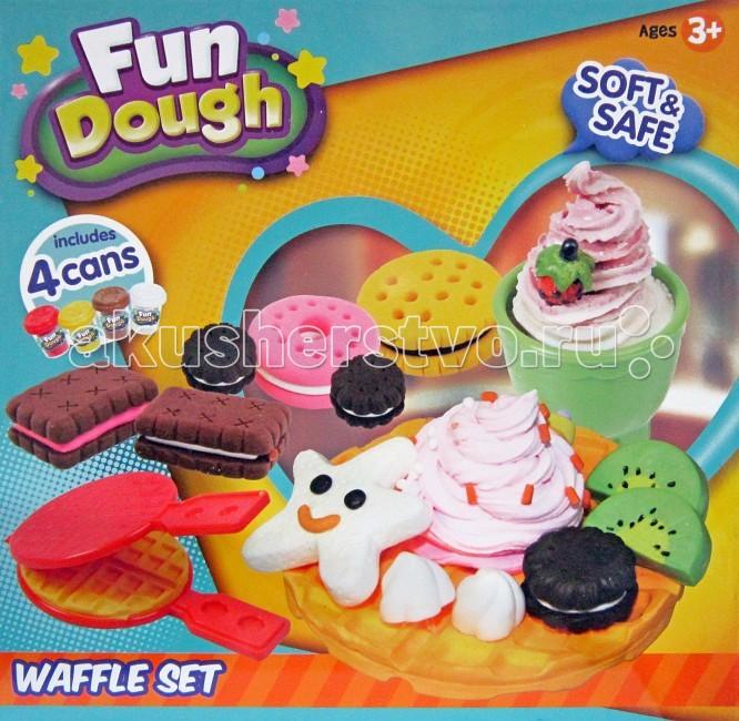 Fun Dough ������� ����� ������������