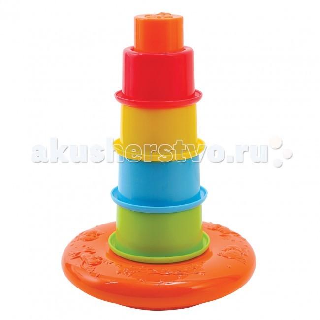 Playgo Игрушка для ванной Плавающая башня