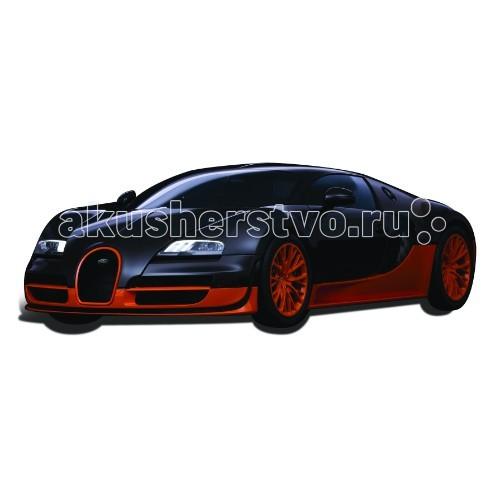 KidzTech Радиоуправляемый А/М 1:12 Bugatti 16.4 Super Sport обычные колеса
