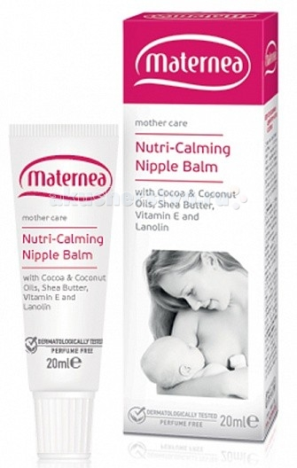 Maternea ������������� ���� ��� ����� Nutri-Calming Nipple Balm