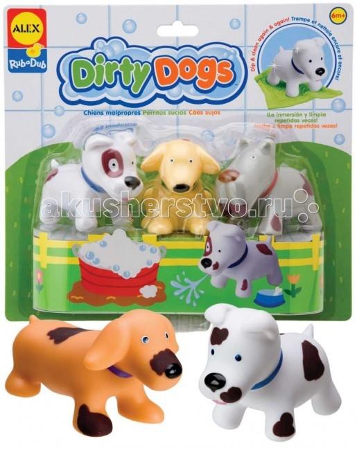 Alex Игровой набор для ванны Вымой щенка