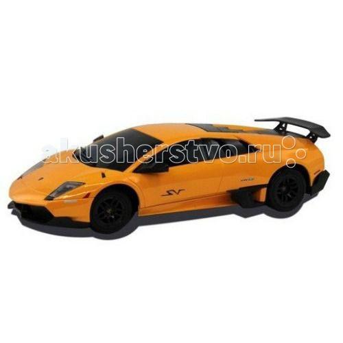KidzTech Радиоуправляемый автомобиль Lamborghini 670-4Радиоуправляемый автомобиль Lamborghini 670-4KidzTech Радиоуправляемый автомобиль Lamborghini 670-4 - радиоуправляемая модель Lamborghini 670-4, сделанный в масштабе 1:26 по официальной лицензии настоящего производителя, станет отличным подарком для Вашего малыша. Маневренная машинка, которой можно дистанционно управлять – что может быть лучше! С ней Вы проведете множество незабываемых мгновений.  Отличная опция этой машинки - это мощные фары, которые позволят устраивать заезды в темное время суток.  В комплекте: радиоуправляемый автомобиль, пульт дистанционного управления, антенна, инструкция на русском языке.  Для работы машинки требуется 3 батарейки типа 1,5V АА, которые входят в комплект. Для работы пульта требуется 1 батарейка 9V.<br>