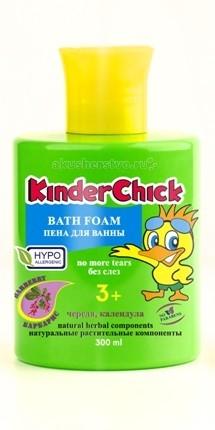 KinderChick Пена для ванны Барбарис 300 мл