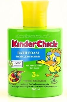 KinderChick Пена для ванны Тутти-Фрутти 300 мл