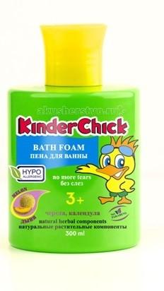 KinderChick Пена для ванны Дыня 300 мл