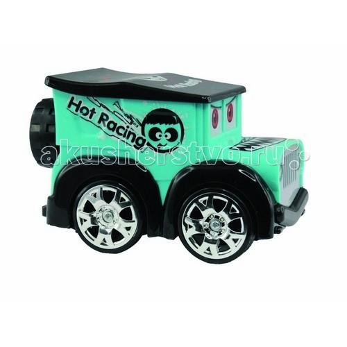 KidzTech Радиоуправляемая мини машинка Hot RacingРадиоуправляемая мини машинка Hot RacingKidzTech Радиоуправляемая мини машинка Hot Racing - радиоуправляемая мини машинка станет отличным подарком для Вашего малыша.Маленькая маневренная машинка, которой можно дистанционно управлять – что может быть лучше! С ней Вы проведете множество незабываемых мгновений.  Яркие фары этой машинки позволят устраивать увлекательные заезды даже в темное время суток.  В комплекте: радиоуправляемый автомобиль, пульт дистанционного управления, антенна, инструкция на русском языке.  Для работы машинки требуется 3 батарейки типа 1,5V АА, которые продаются отдельно. Для работы пульта требуется 1 батарейка 9V.<br>