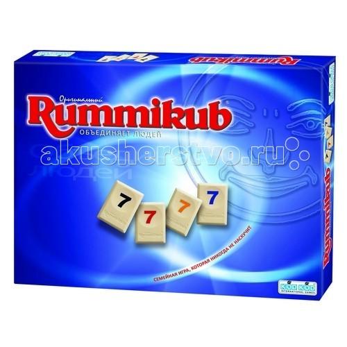 Kodkod Настольная игра Руммикуб/Rummikub оригинальная версияНастольная игра Руммикуб/Rummikub оригинальная версияKodkod Настольная игра Руммикуб/Rummikub оригинальная версия - станет отличным подарком для поклонников настольных игр.  Эта игра успела завоевать множество наград, а также огромное количество поклонников по всему миру. Одновременно в Руммикуб/Rummikub могут играть от 2-х до 4-х человек, а примерное время одного раунда составляет 20 минут.  Суть игры достаточно проста и в то же время необычайно увлекательна: игроки должны как можно быстрее избавиться от своих фишек, собирая определенные комбинации и заработать наибольшее количество очков.  Играя в Руммикуб/Rummikub, Вы будете не только весело проводить время, но и развивать логическое мышление и другие полезные навыки.<br>
