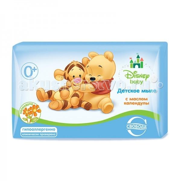 Свобода Disney baby Мыло с маслом календулы
