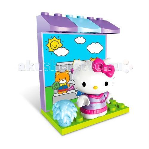 Конструктор Mega Bloks Мини-набор Hello Kitty Хобби Черлидер