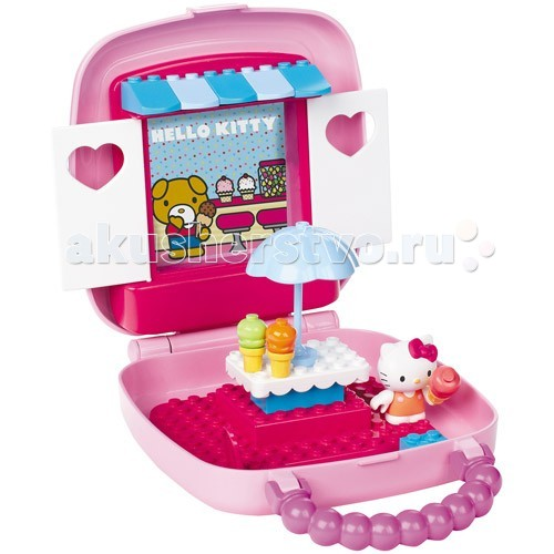 ����������� Mega Bloks Hello Kitty � ����������� ����-���������