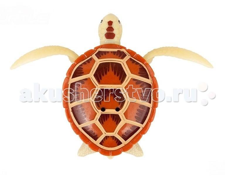 Интерактивная игрушка Zuru Большой набор РобоЧерепашка и аквариум с островом