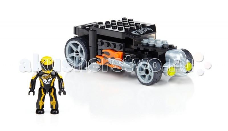 ����������� Mega Bloks ����� ������������� ������� Bone Shaker Hot Wheels