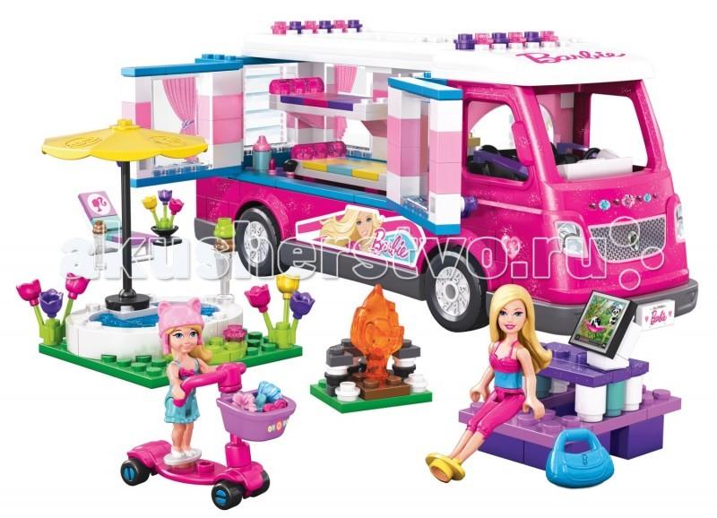 ����������� Mega Bloks Barbie ��������� ����� �� �������