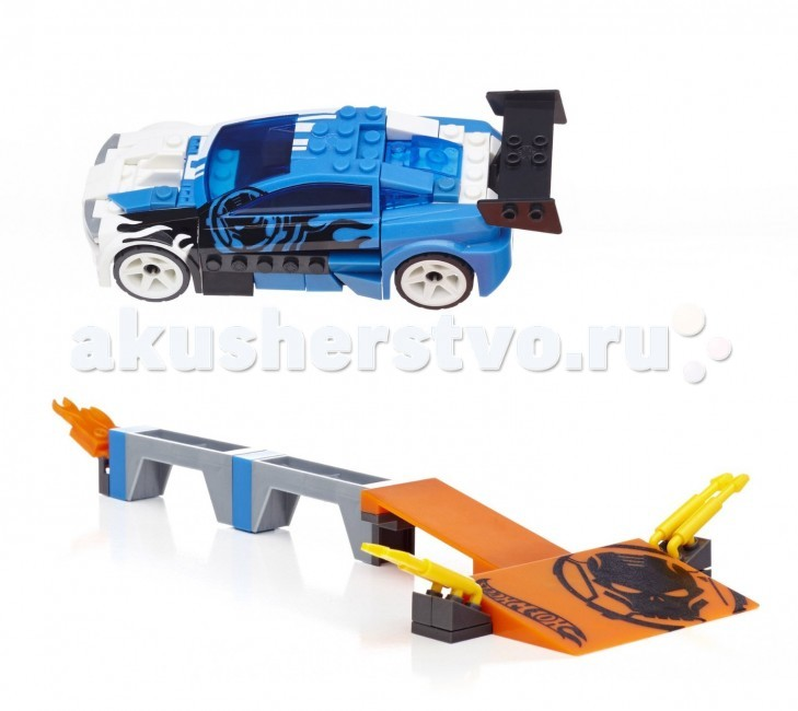 ����������� Mega Bloks Hot Wheels ���� Turbo Tire ���������� �� ������
