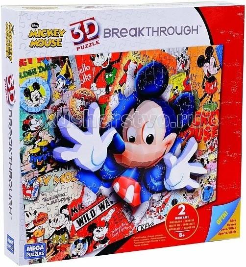 Mega Bloks ���� 3D ����� ����