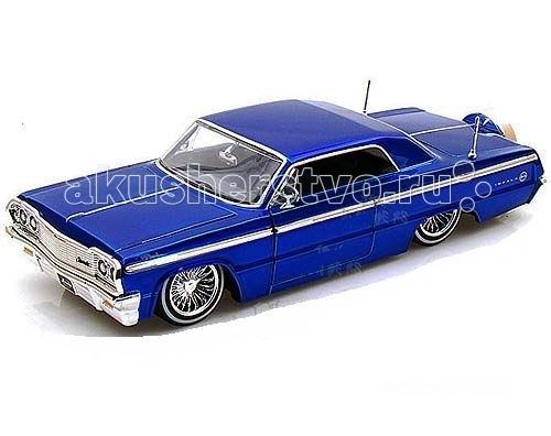 Купить Машины Diekast Модель Chevy Impala Hard Top 64 1:24  Машины Jada