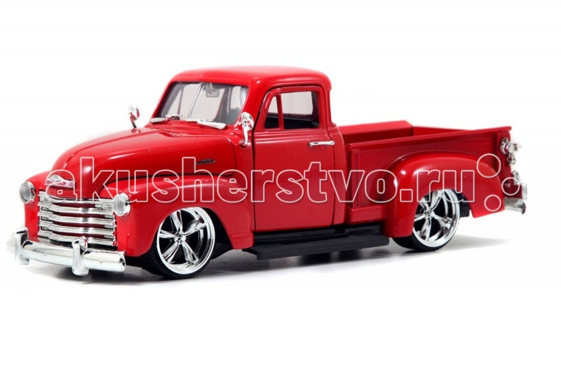 Jada Diekast ������ 1953 Chvey Pick UP - KMC Wheels 1:24