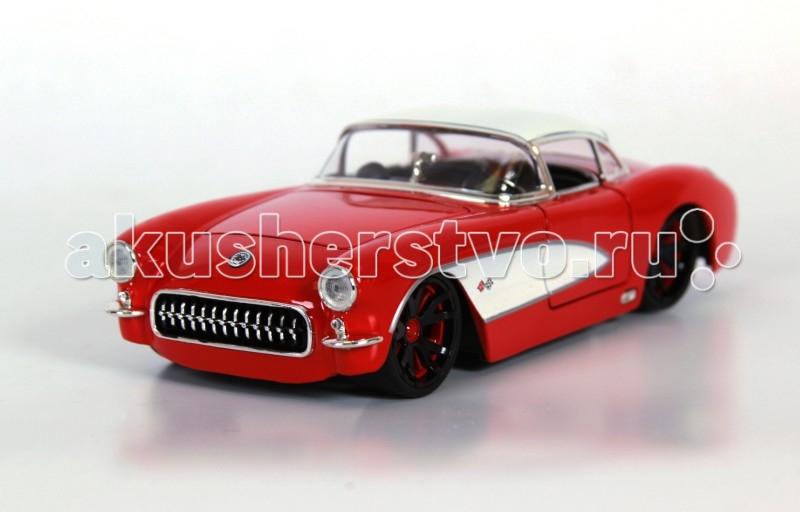 Jada Diekast ������ 1957 Chevy Corvette-V-Spek 1:24