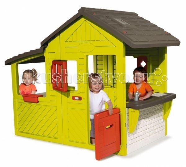 Игровой домик Smoby Садовод 2015