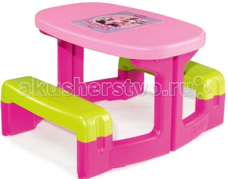 Smoby Столик для пикника Minnie