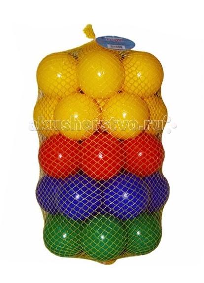 Russia Набор шариков d=8см 35 шт.Набор шариков d=8см 35 шт.Шарики для палаток и сухих бассейнов, арт.2011 d=8 см, в упаковке 35 штук. Материал: пластик Производитель: Россия<br>