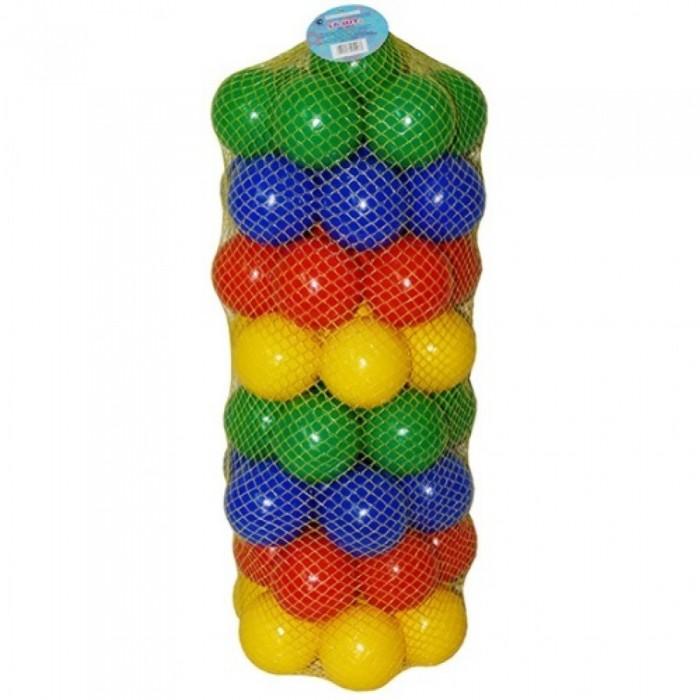 Russia Набор шариков d=8см 56 шт.Набор шариков d=8см 56 шт.Шарики для палаток и сухих бассейнов, арт.2012 d=8 см, в упаковке 56 штук. Материал: пластик Производитель: Россия<br>