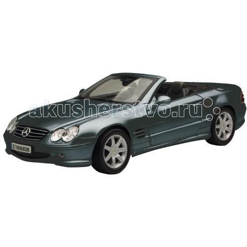 Купить Машины Машинка коллекционная Mercedes Benz SL500 1:18  Машины MotorMax