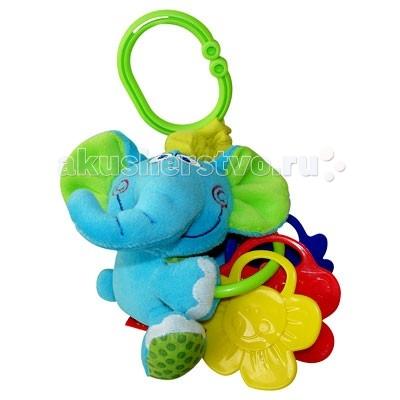 Подвесная игрушка Мир детства Мини-подвеска Слоненок
