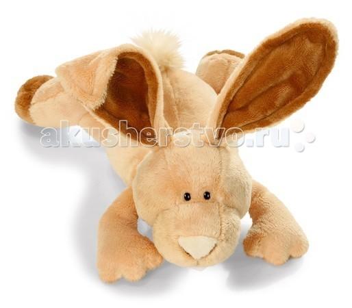 Мягкая игрушка Nici Кролик Ральф лежачий 20 см