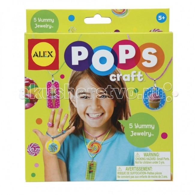 Alex ����� ��� ���������� Pops Craft ��������� ������� ��������