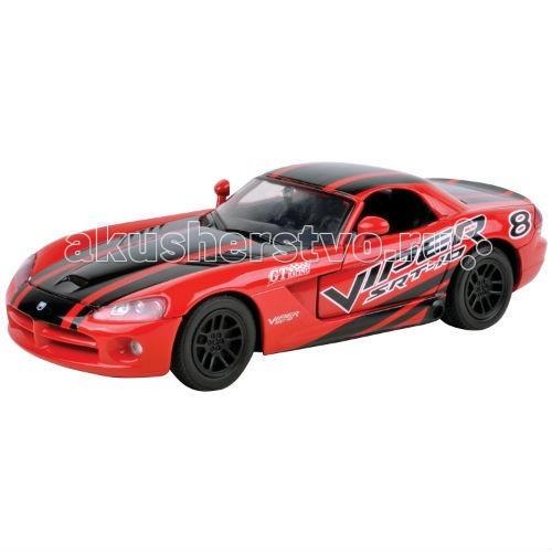 MotorMax ������� ������������� 1:24 GT Racing  2003 Dodge Viper SRT10