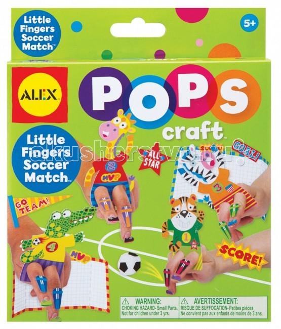 Alex ����� ��� ���������� Pops Craft ������� ������