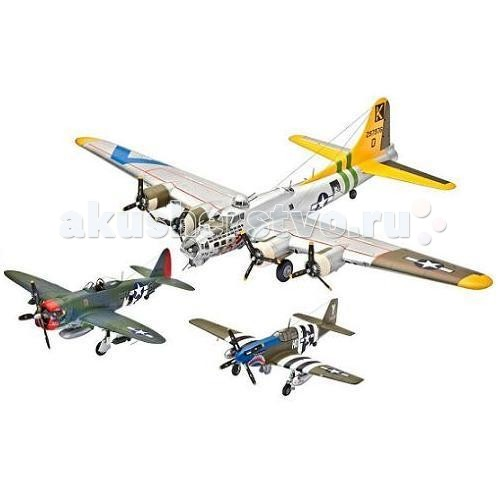 Revell ���������� ����� Flying Legends 8th USAAF