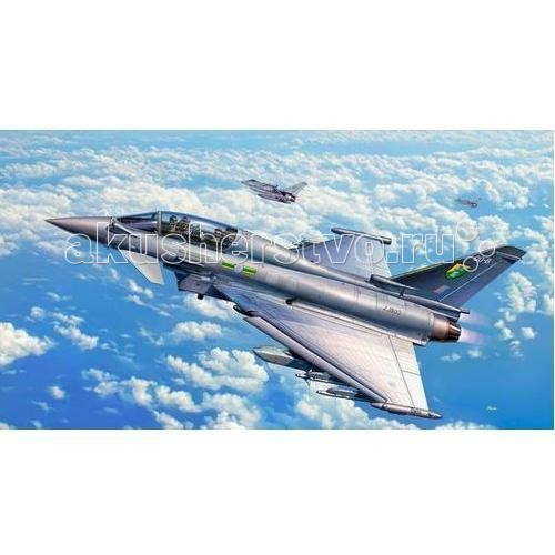 Revell Самолет Истребитель Eurofighter Typhoon двухместный