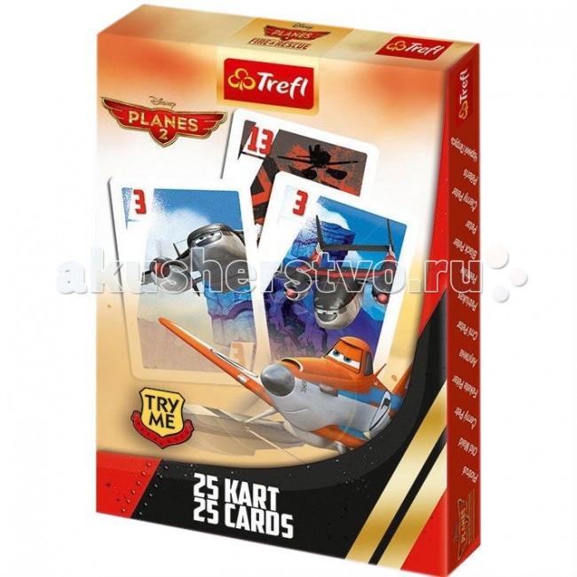 Trefl Настольная карточная игра Акулина Самолеты 2