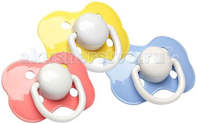 Пустышка Курносики латексная ортодонтическая с 0 мес. 2 шт.латексная ортодонтическая с 0 мес. 2 шт.Пустышка Курносики латексная ортодонтическая имитирует форму соска материнской груди в момент кормления.   Пустышка имеет отверстия на нагубнике для свободной циркуляции воздуха и подвижное кольцо для удобства использования.  Цвета в ассортименте<br>