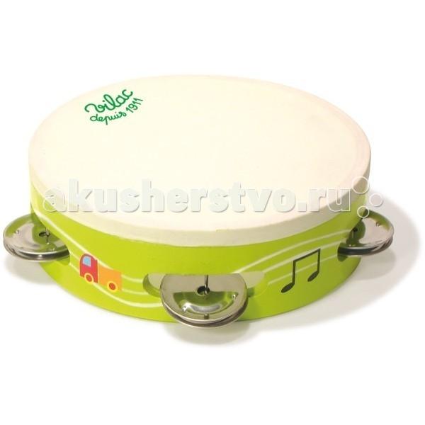 Музыкальная игрушка Vilac Бубен