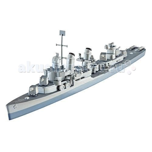 Revell Корабль Эсминец U.S.S. Fletcher DD-445