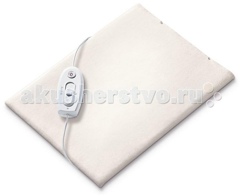Sanitas Электрогрелка SHK18 40х30Электрогрелка SHK18 40х30Sanitas SHK18 – современная электрическая грелка. Имеет 3 температурных режима, электронный механизм точного регулирования температуры. Нагревательный элемент заключен в защитную пластиковую оболочку, которую можно помыть. Съемный хлопчатобумажный чехол можно стирать в стиральной машине.  Особенности: Система защиты от перегрева BSS® Точное электронное регулирование температуры 3-температурных режима Быстрый нагрев Автоотключение через ~ 90 минут Мягкий чехол - можно стирать Размер 40 x 30 см Мощность 100 Вт  Производитель: Hans Dinslage GmbH, Германия Гарантия: 12 мес.<br>