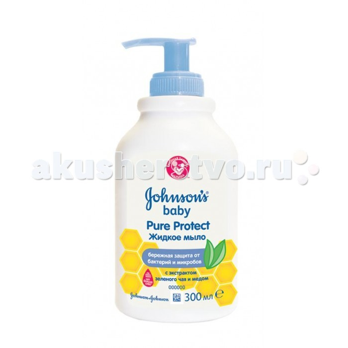 Johnson�s Baby Pure Protect ������ ���� ��� ��� � ���� 300 ��