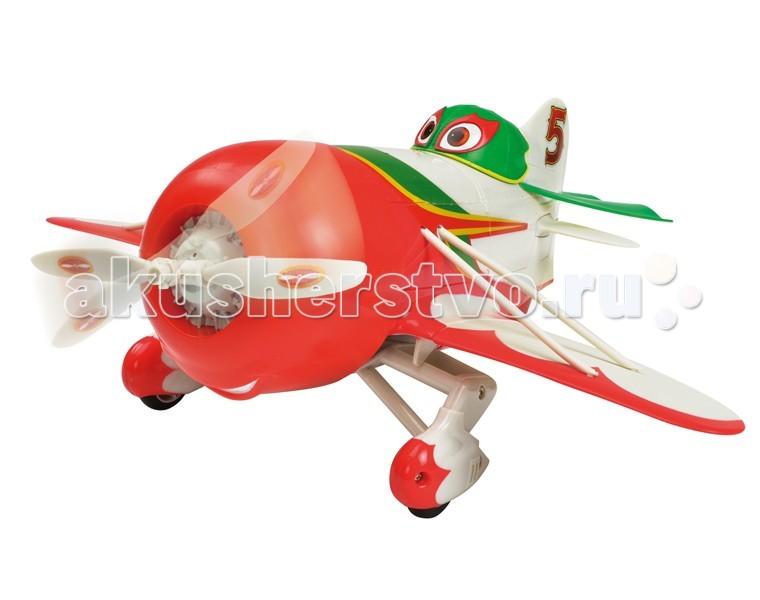 Dickie Самолет ЧупакабраСамолет ЧупакабраСамолет Dickie Чупакабра ездит по поверхности   Гоночный самолет Эль Чупакабра из мультфильма «Самолеты» одержим гонками и является настоящей легендой Мексики. Такой самолет привлечет вашего малыша яркой расцветкой и простотой управления. Игрушка перемещается только по поверхности.<br>
