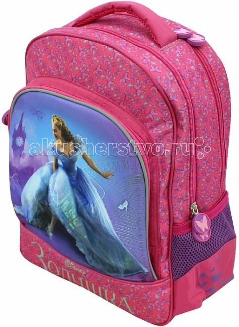 Disney Рюкзак мягкий Золушка 26292