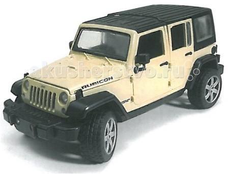 Bruder ����������� Jeep Wrangler Unlimited Rubicon