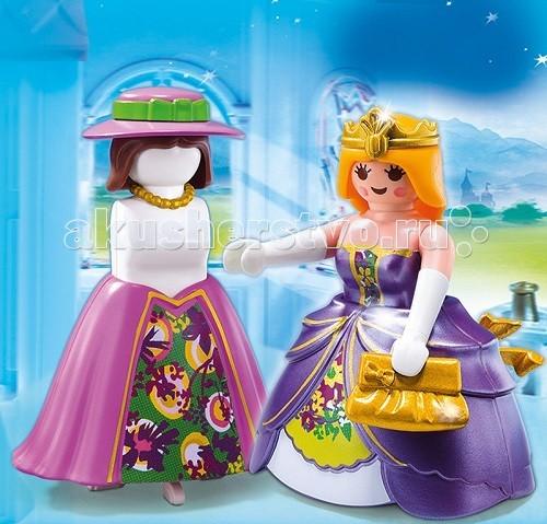 Конструктор Playmobil Дополнение: Принцесса с манекеном