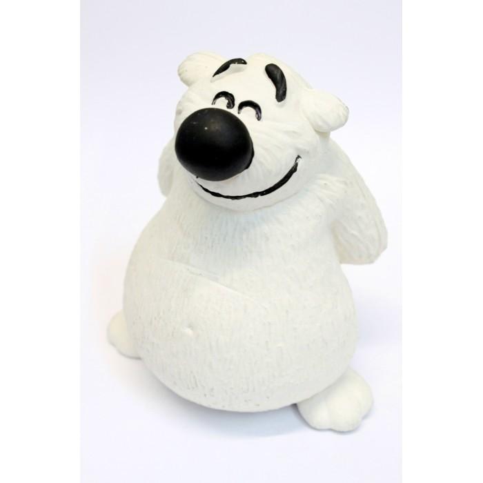 Lanco Латексная игрушка Медведь белый 1031Латексная игрушка Медведь белый 1031Lanco Латексная игрушка Медведь белый 1031 для детей от трех месяцев.  Латексные игрушки Lanco удобно и комфортно держать в детской руке. С ними можно играть в ванной, в кроватке, в автомобиле, во время путешествий в поезде, на самолете, на пароходе.  Эти игрушки способствуют развитию воображения ребенка, способствуют развитию мелкой моторики.  Чем замечательны латексные игрушки Lanco? - уникальность - эксклюзивное качество - отсутствие аналогов.  Игрушки производятся из безвредного, экологически чистого 100% натурального сырья – латекса – без химических и минеральных добавок, этот материал нелипкий, приятный и мягкий на ощупь, для него характерно отсутствие запаха.  Особенности игрушек Lanco: Латексные игрушки Lanco прошли сертификацию как в Европе, так и в России Играя с латексными игрушками Lanco невозможно травмироваться, невозможно откусить, оторвать детали от них При растягивании любая латексная игрушка Lanco увеличивается до 7 раз, возвращаясь в исходное положение, не деформируясь. В производстве этих игрушек используются натуральные пищевые красители, которые наносятся на латексные игрушки Lanco вручную. Латексные игрушки Lanco привлекают яркостью красок, и цветовая гамма разработана совместно с психологами.  Материал: - производство из безвредного, экологически чистого 100% натурального сырья – латекса – без химических и минеральных добавок - нелипкий - приятный и мягкий на ощупь - отсутствие запаха.  Использование: - латексные игрушки Lanco легко моются в теплой воде с нейтральным мылом, при этом красители не линяют - латексные игрушки Lanco удобно и комфортно держать в детской руке - с латексными игрушками Lanco можно играть в ванной, в кроватке, в автомобиле, во время путешествий в поезде, на самолете, на пароходе.  Красители: натуральные пищевые красители, которые наносятся на латексные игрушки Lanco вручную - устойчивость красителей к воздействию слюны - красители, используем