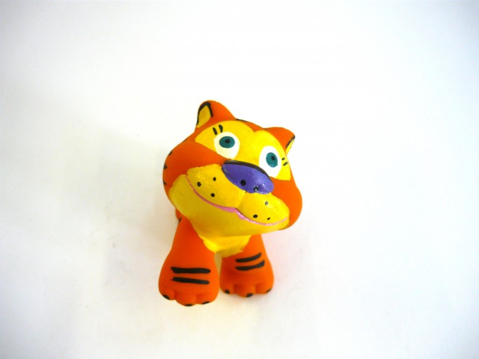Lanco Латексная игрушка Тигренок молодой 606