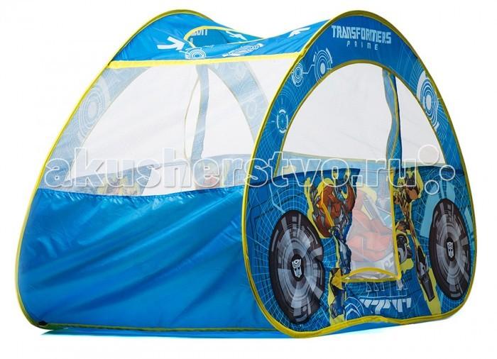 Играем вместе Игровая палатка Transformers Машинка