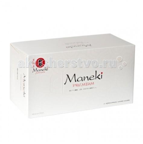 Maneki Black&amp;White Салфетки бумажные иланг-иланг 224 шт.Black&amp;White Салфетки бумажные иланг-иланг 224 шт.Maneki Black&White Салфетки бумажные иланг-иланг двухслойные.  Особенности: произведены из 100% целлюлозы хорошо впитывают влагу не оставляют «бумажной» пыли мягкие и шелковистые, не вызывают раздражения кожи подходят для косметических целей отдушка нежно парфюмирована, не вызывает аллергических реакций премиальное качество, стильный дизайн спайка с ручкой на 3 коробки<br>