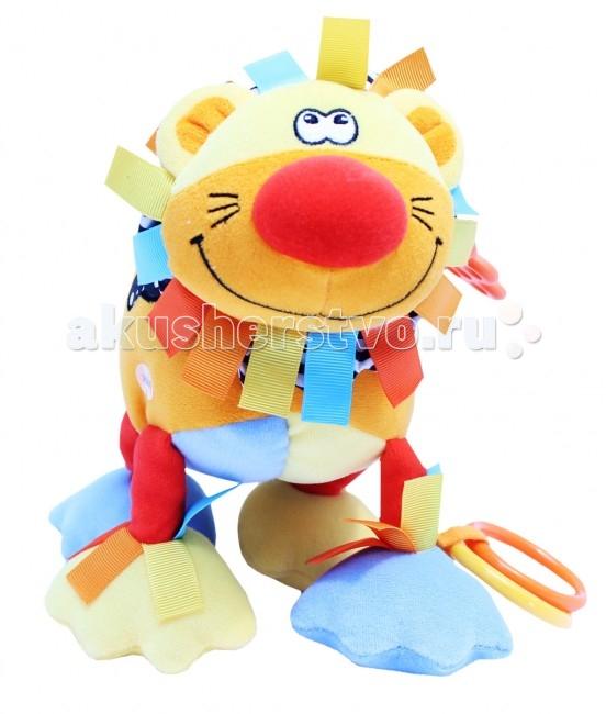 Подвесная игрушка Roxy Львенок Бьонс со звуком